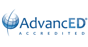 Advanced Accredited logo for link