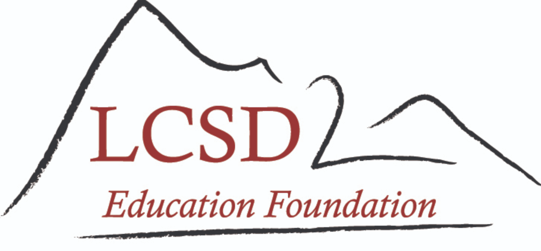LCSD2 Education Foundation Logo